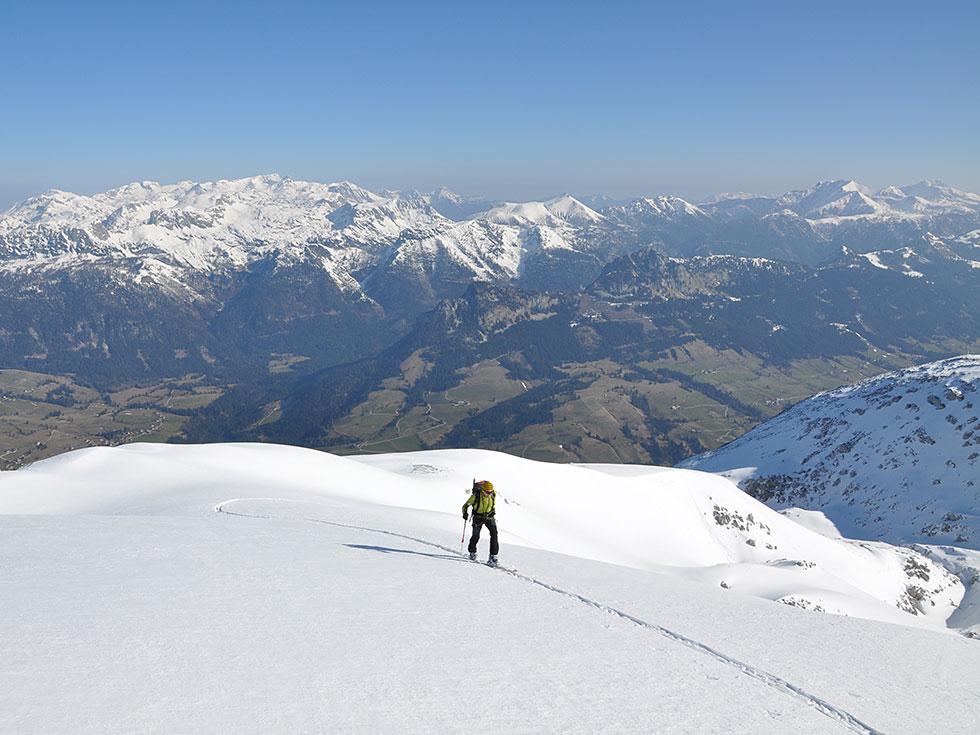 Skitour Grimming