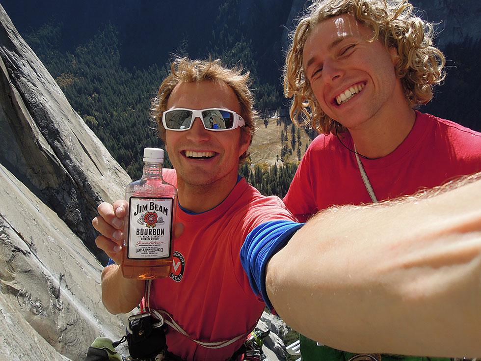 El Capitan Freerider Yosemite Jürgen Reinmüller Mich Kemeter