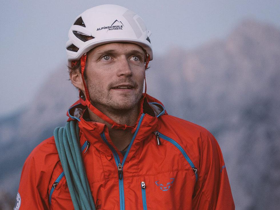 Bergführer Jürgen Reinmüller Alpinschule Alpinstil