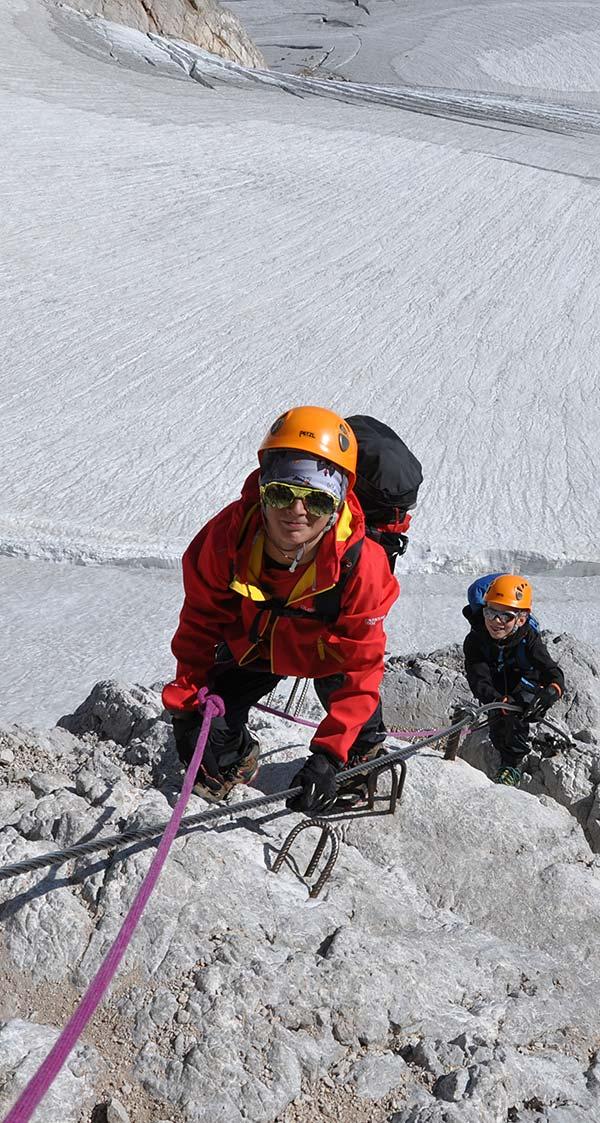Klettersteige Hoher Dachstein
