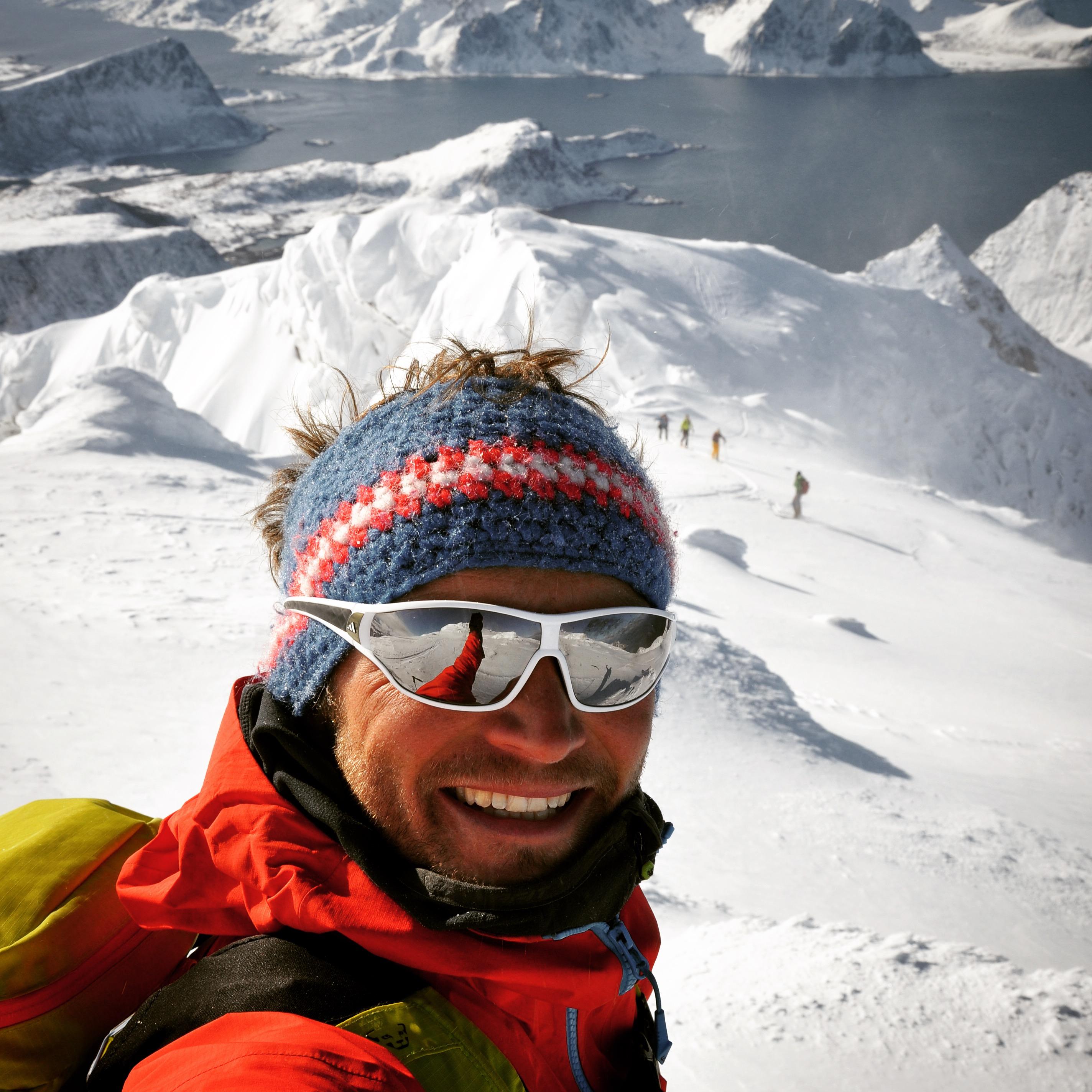 Lofoten-Skitouring Juergen Reinmueller