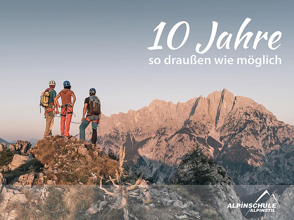 10-Jahre-Alpinschule-Alpinstil