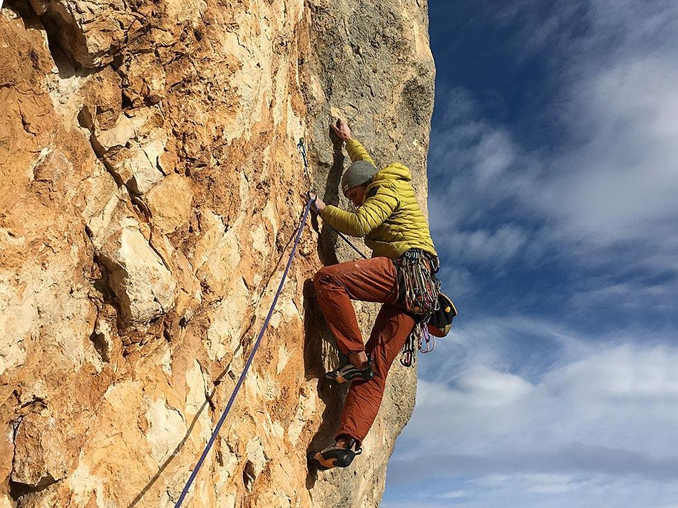 Klettersteig Verdon : Mingus a verdon alpinschule alpinstil